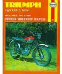 Triumph Tiger Cub and Terrier - Haynes Manual